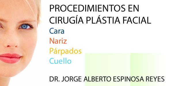 banner procedimientos faciales