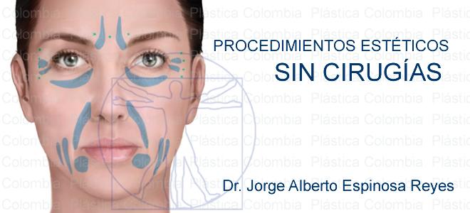 Banner procedimientos sin cirugía