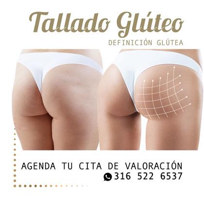 Definición Glútea