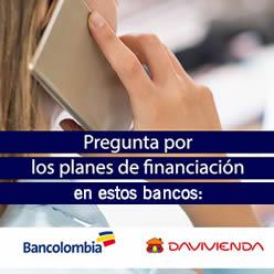 Financiación Bancos