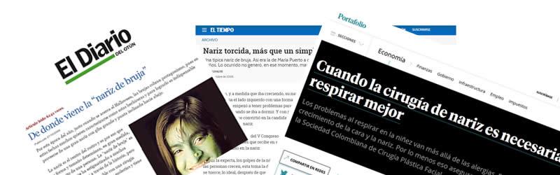 Prensa Rinoplastia