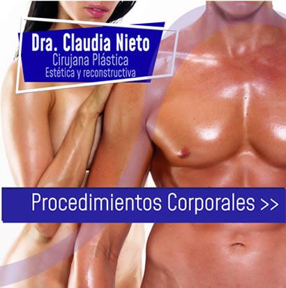procedimientos corporales
