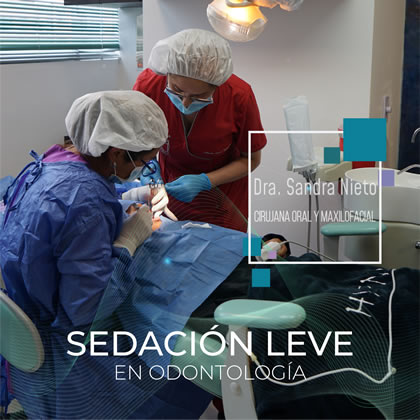Sedación Leve Odontología