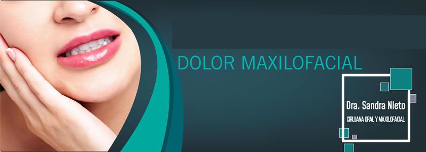 Banner Dolor Maxilofacial