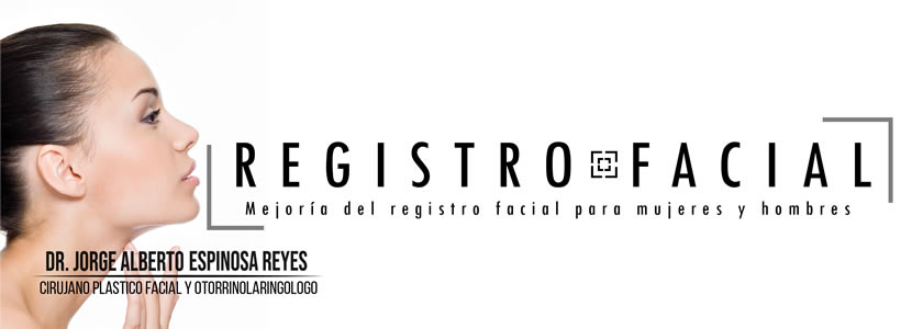 Banner registro facial