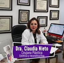 Fotografia Dra. Claudia Nieto