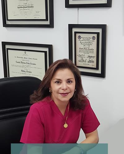 Dra. Claudia Patricia Nieto González