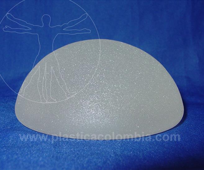 Prótesis de gel de silicona