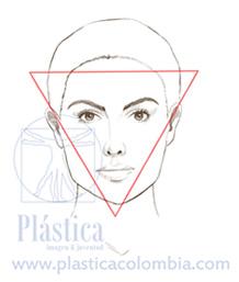 Tipo de Cara Triangular