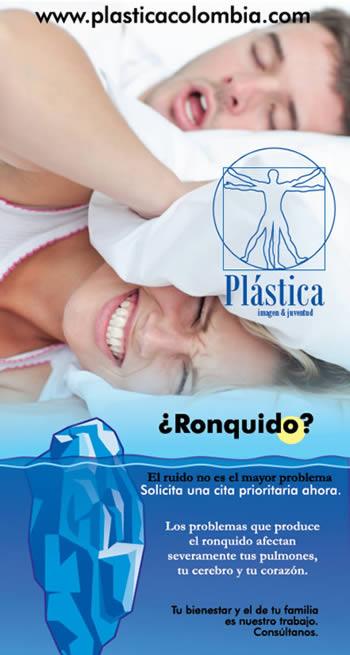 ronquido? - Plástica Colombia